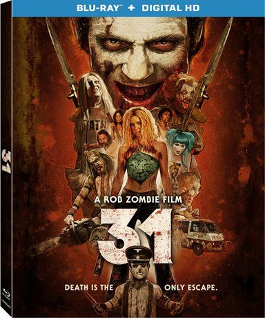 31 Blu-ray Review