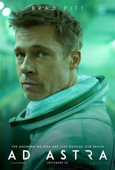 Ad Astra Theatrical Review
