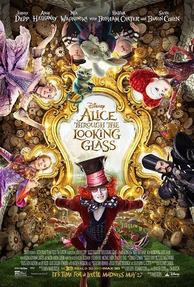 Alice Through the Looking Glass Theatrical Review