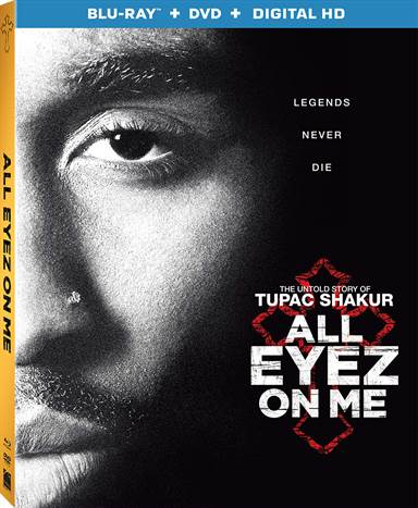 All Eyez on Me Blu-ray Review