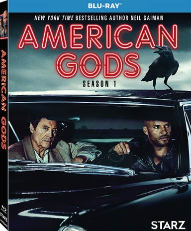 American Gods: The Complete First Season Blu-ray Review