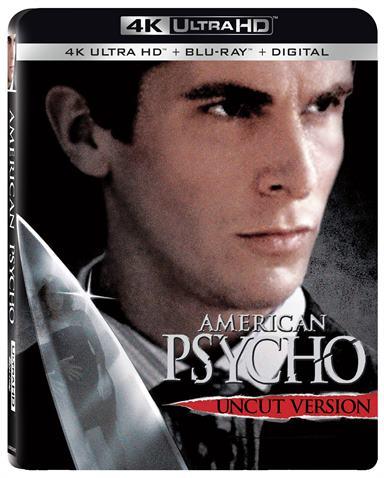 American Psycho 4K Ultra HD Review