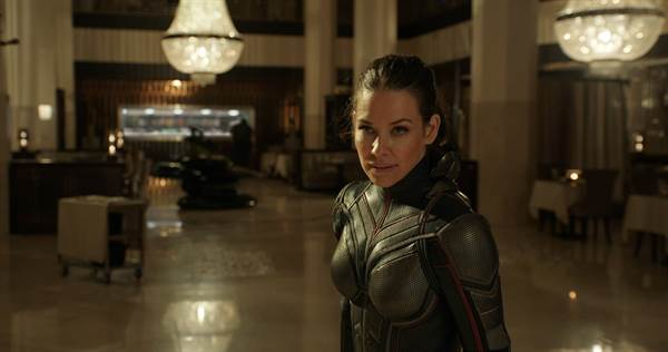 Ant-man and The Wasp © Walt Disney Pictures. All Rights Reserved.