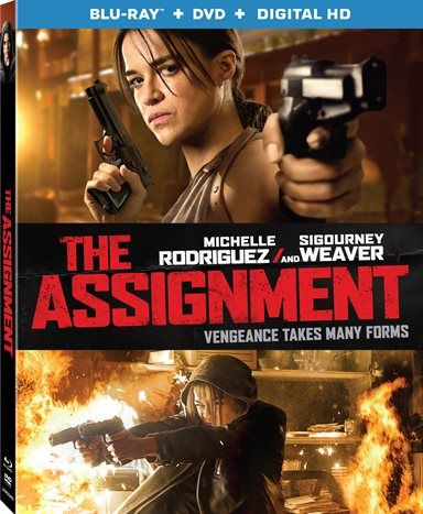 The Assignment Blu-ray Review