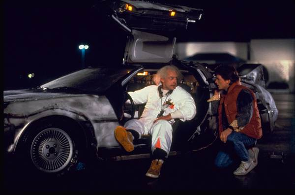 Back to the Future © Universal Pictures. All Rights Reserved.