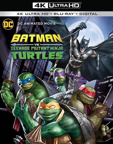 Batman vs Teenage Mutant Ninja Turtles 4K Ultra HD Review
