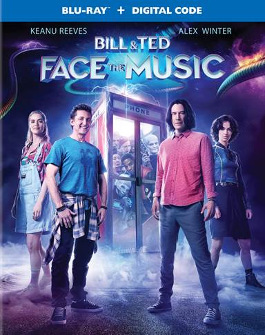 Bill & Ted Face the Music Blu-ray Review