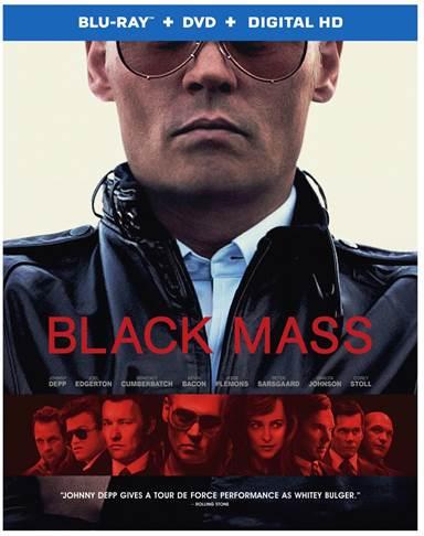 Black Mass Blu-ray Review
