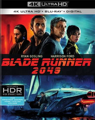 Blade Runner 2049 4K Ultra HD Review