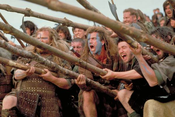 Braveheart © Paramount Pictures. All Rights Reserved.