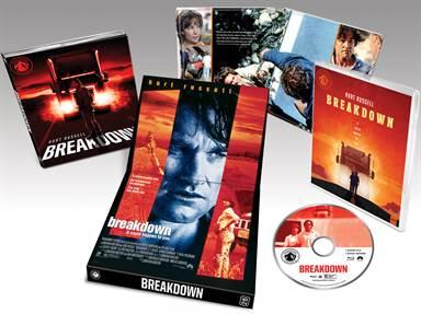 Paramount Presents: Breakdown Blu-ray Review