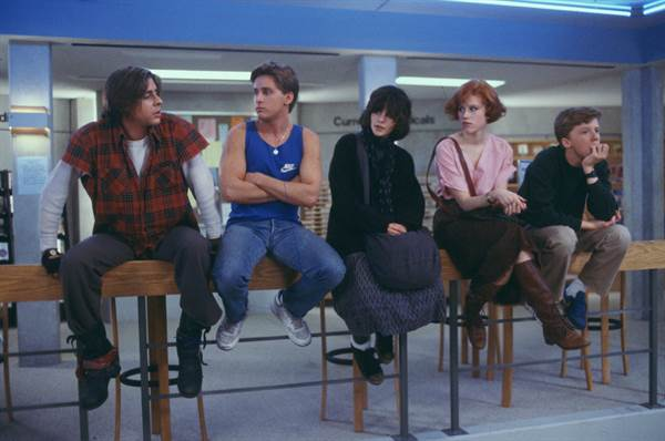 The Breakfast Club © Universal Pictures. All Rights Reserved.