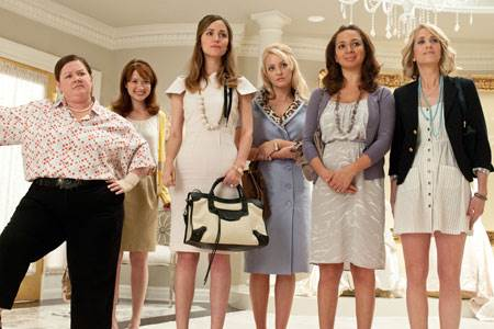 Bridesmaids © Universal Pictures. All Rights Reserved.