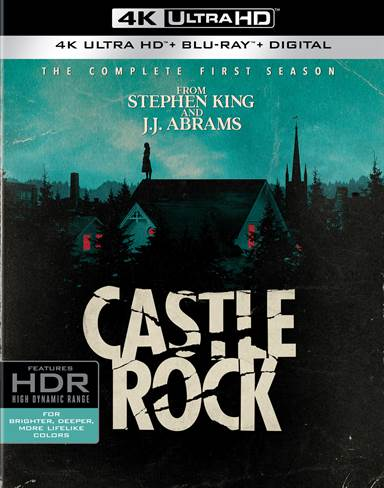 Castle Rock The Complete First Season 4K Ultra HD Review