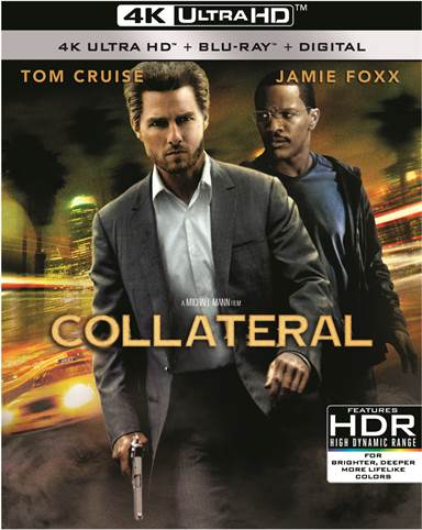 Collateral 4K Ultra HD Review