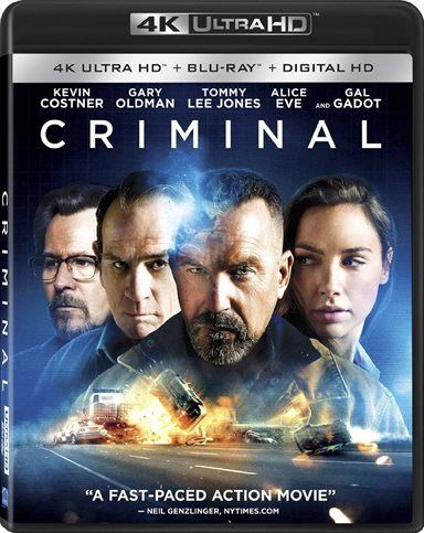 Criminial 4K Ultra HD Review