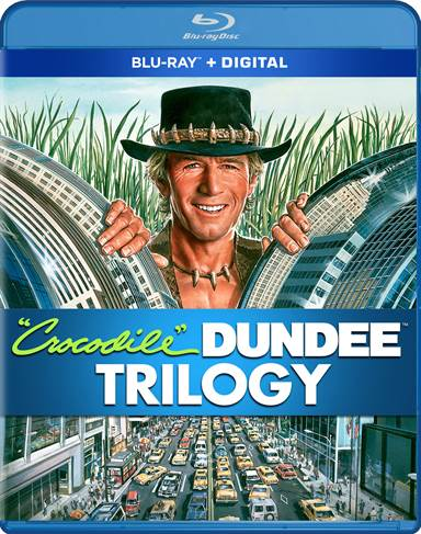 The Crocodile Dundee Trilogy Blu-ray Review