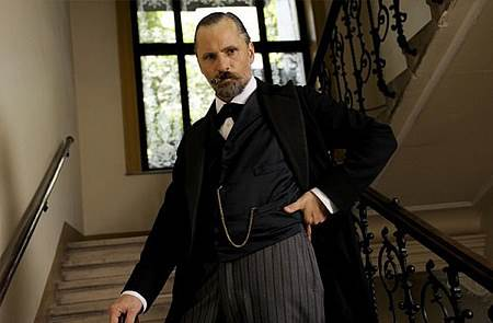 A Dangerous Method © Sony Pictures Classics. All Rights Reserved.