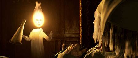 A Christmas Carol © Walt Disney Pictures. All Rights Reserved.