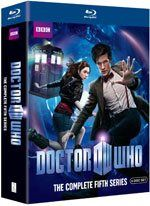 Doctor Who: The Complete Fifth Series Blu-ray Review