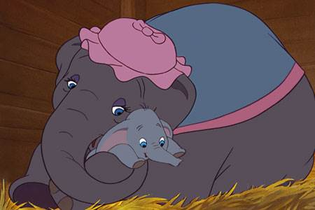Dumbo © Walt Disney Pictures. All Rights Reserved.