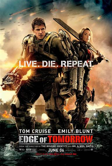 Edge Of Tomorrow Theatrical Review