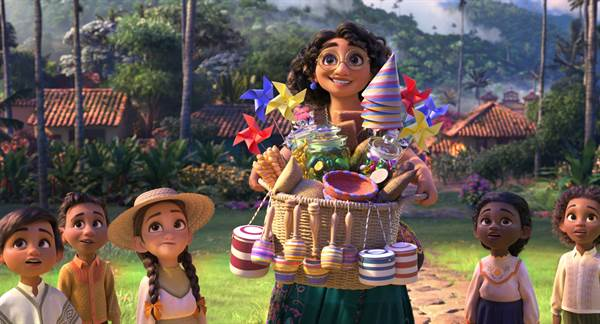 Encanto © Walt Disney Pictures. All Rights Reserved.
