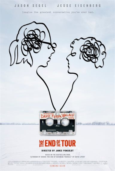 The End of The Tour Theatrical Review