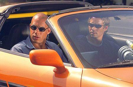 The Fast and The Furious © Universal Pictures. All Rights Reserved.