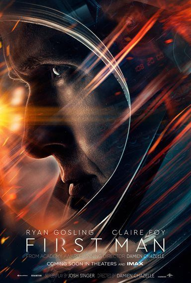 First Man Theatrical Review