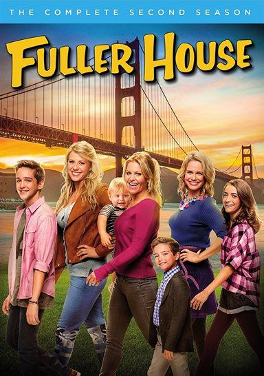 Fuller House: The Complete Second Season DVD Review