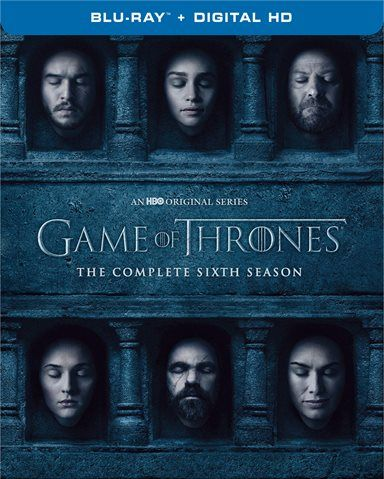 Game of Thrones: The Complete Sixth Season Blu-ray Review