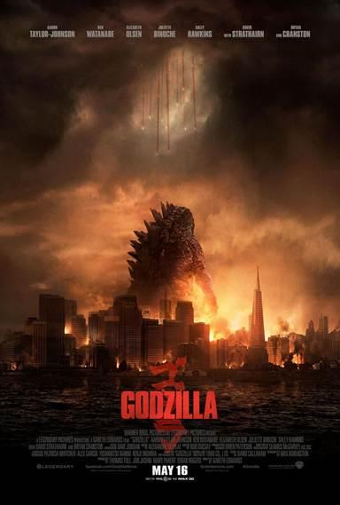 Godzilla Theatrical Review