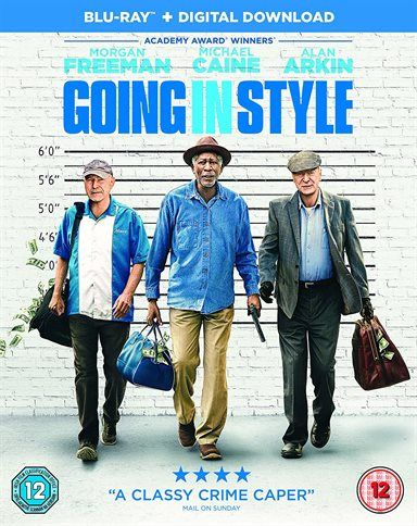 Going in Style Blu-ray Review