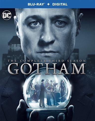 Gotham: The Complete Third Season Blu-ray Review
