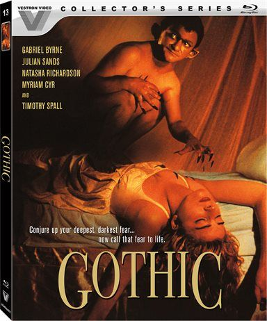 Gothic Blu-ray Review