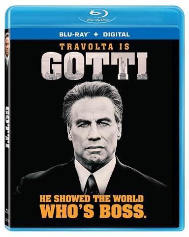 Gotti Blu-ray Review