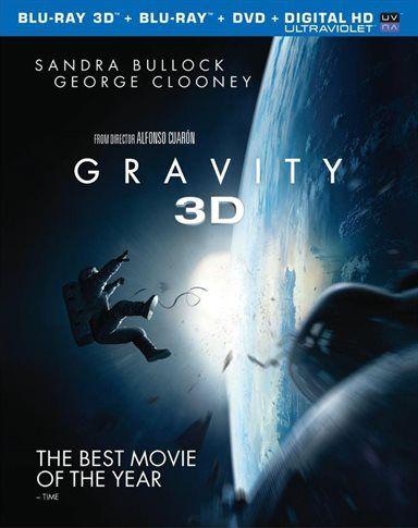 Gravity Blu-ray Review