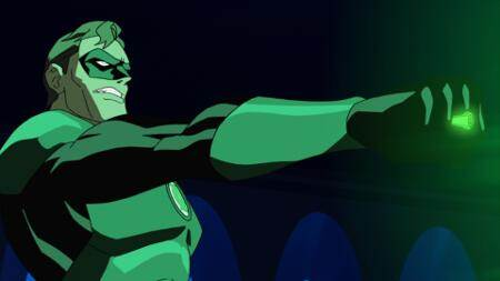 Green Lantern: First Flight © Warner Premiere. All Rights Reserved.