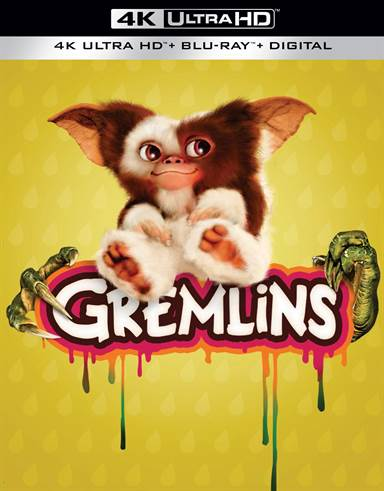 Gremlins 4K Ultra HD Review