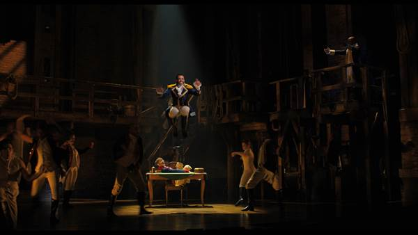 Hamilton © Walt Disney Pictures. All Rights Reserved.