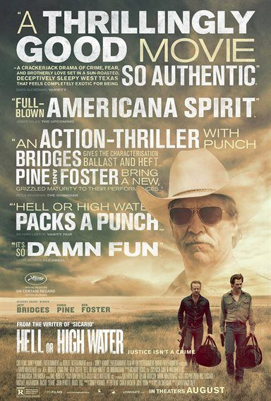 Hell or High Water Theatrical Review