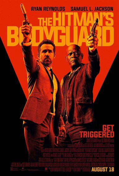 The Hitman's Bodyguard Theatrical Review