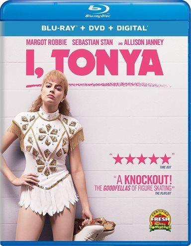 I, Tonya Blu-ray Review