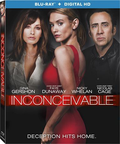 Inconceivable Blu-ray Review