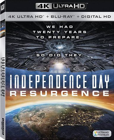 Independence Day: Resurgence 4K Ultra HD Review