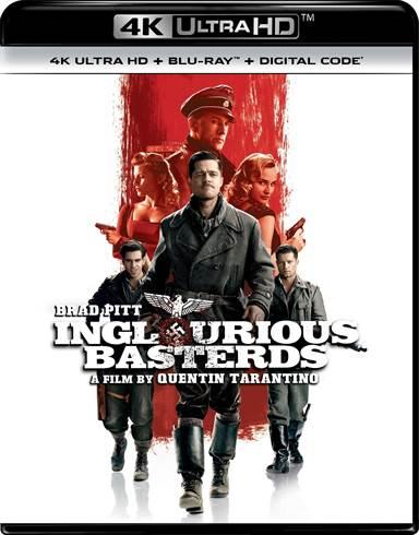 Inglourious Basterds 4K Ultra HD Review