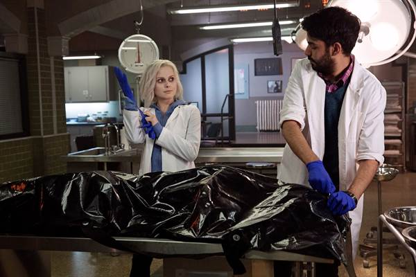iZombie © Warner Bros.. All Rights Reserved.