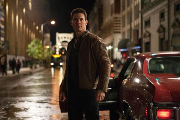 Jack Reacher © Paramount Pictures. All Rights Reserved.