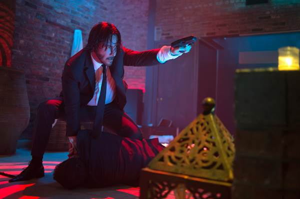 John Wick © Lionsgate. All Rights Reserved.